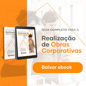 eBook Realização de Obras Corporativas - Download Gratuito