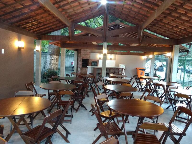 Área  Salão VI