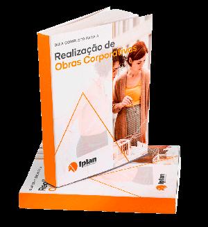 Capa eBook - Realização de Obras Corporativas